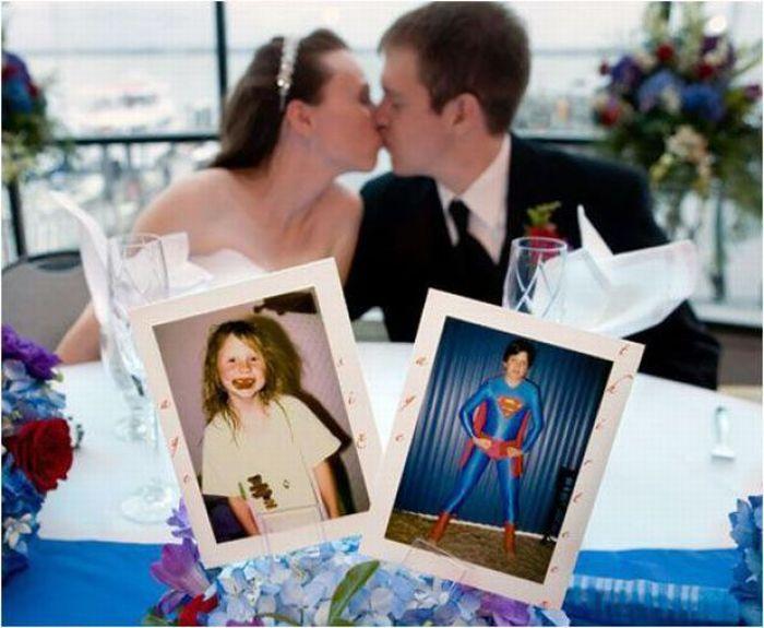 Смешные свадебные фотографии (37 фото)
