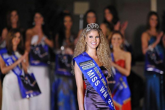 Мисс Чемпионат мира 2010 (10 фото)