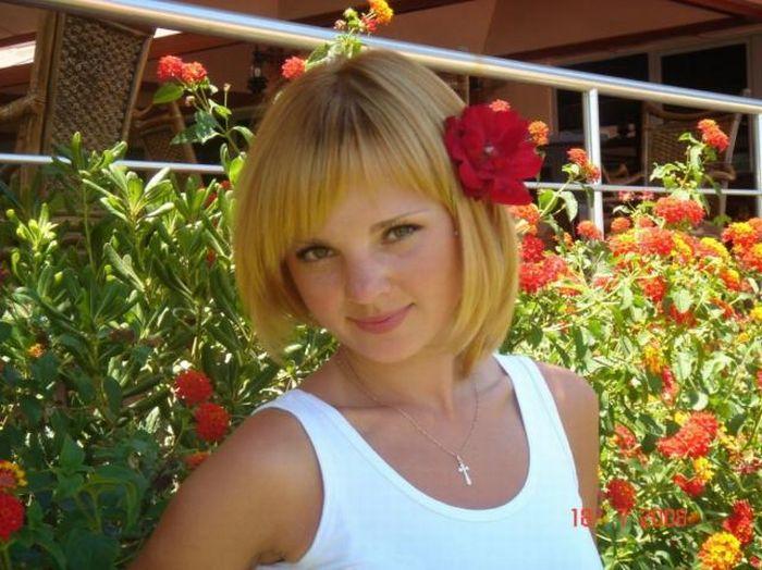Как русская девушка Юля в Турции отдыхала (19 фото) НЮ