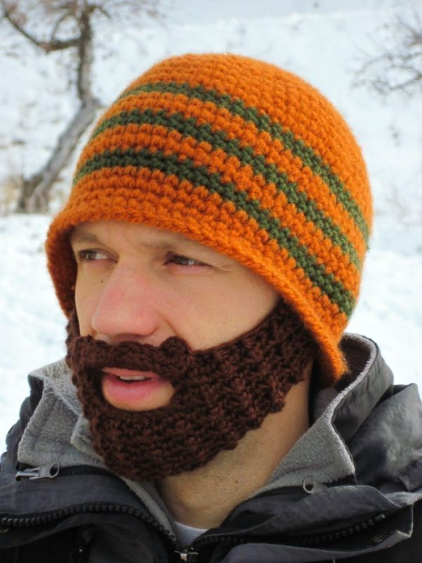 Бородатые шапки (30 фото)