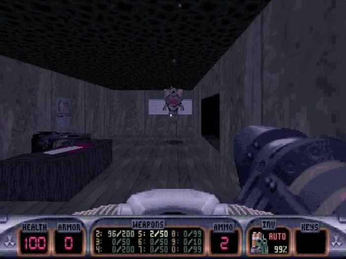 Эволюция игр. 1993 - 2008 (77 фото)