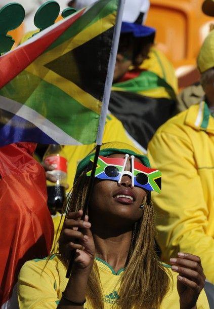 Болельщицы с Чемпионата мира в ЮАР (62 фото)