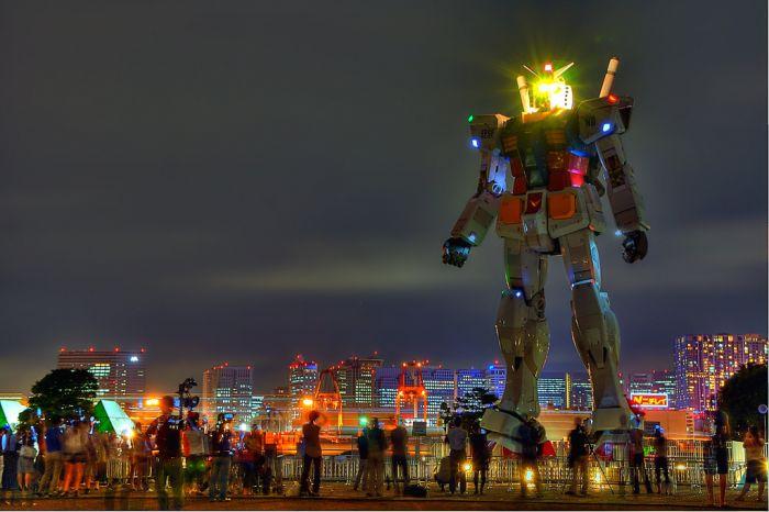 Фотографии Токио в HDR (74 фото)