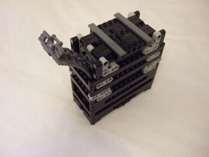 """Оружие из LEGO (30 фото)  """" Триникси - Видео инструкция лего оружие."""