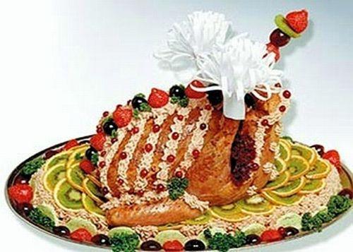 оформление и рецепты пирожного