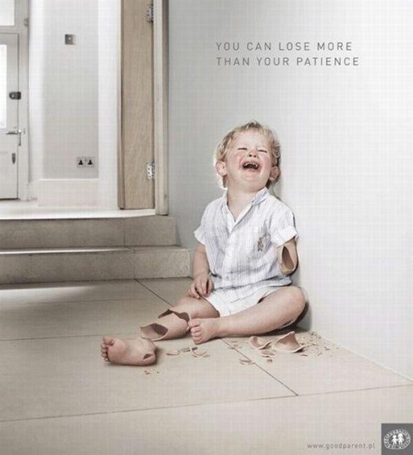 Страшная реклама (23 фото)