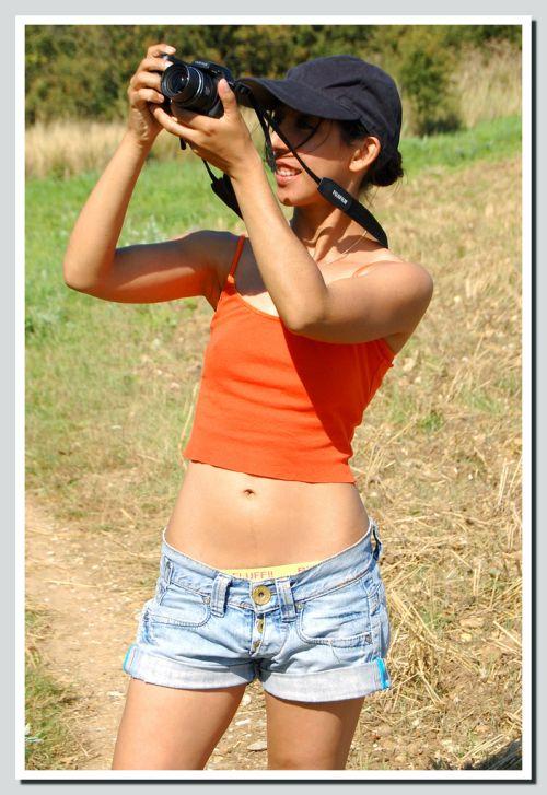Девушки-фотографы (34 фото)