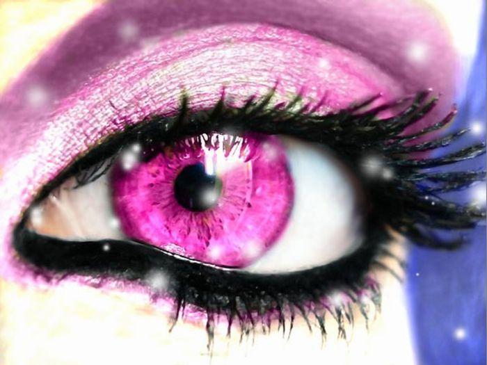Красивые глаза (25 фото)