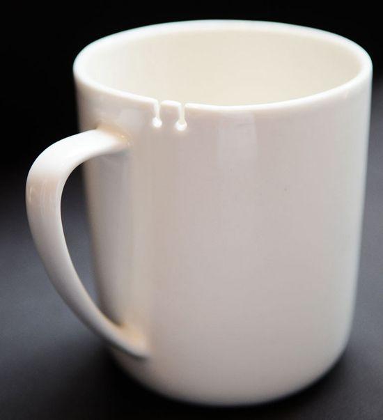 Интересная и очень простая идея чашки для чая (3 фото)