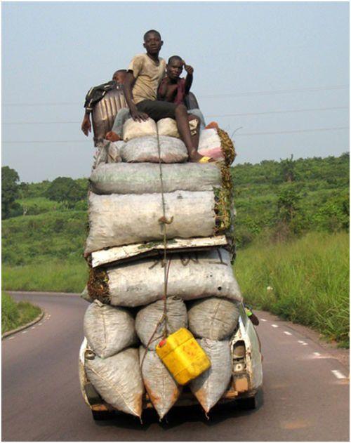 Самая забавная перевозка (43 фото)