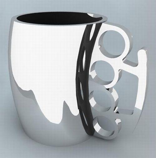 Необычные чашки для кофе (18 фото)