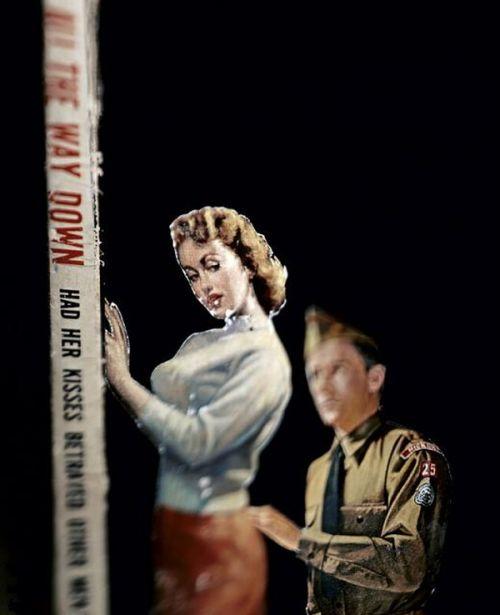 Художественная резьба книг (43 фото)