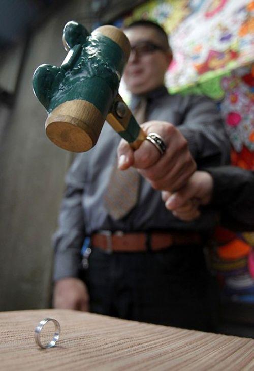 Как разводятся в Японии (5 фото)