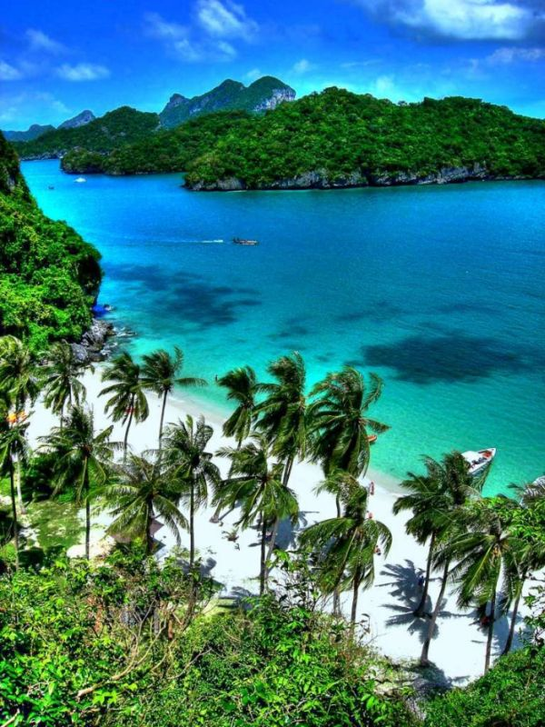 Рай на Земле (16 фото)