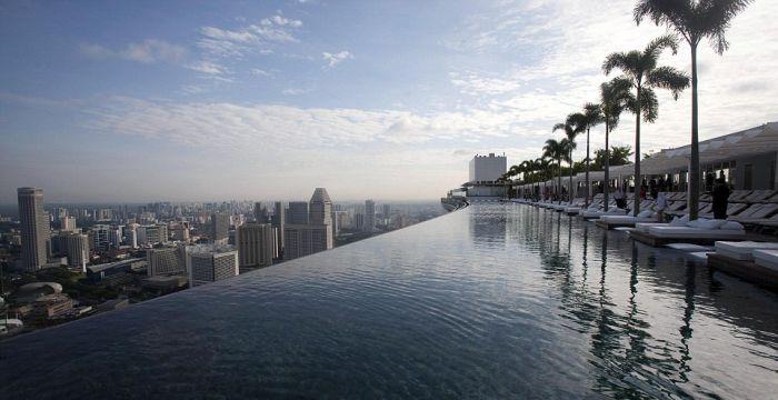Самый крутой бассейн в мире (6 фото)