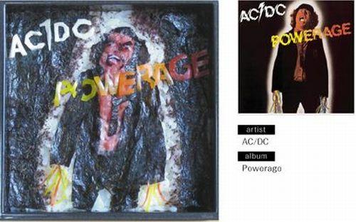 Креативные ланчи в виде обложек музыкальных альбомов (49 фото)