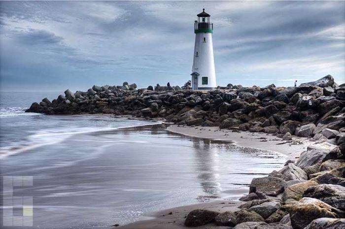 Самые красивые маяки (24 фото)