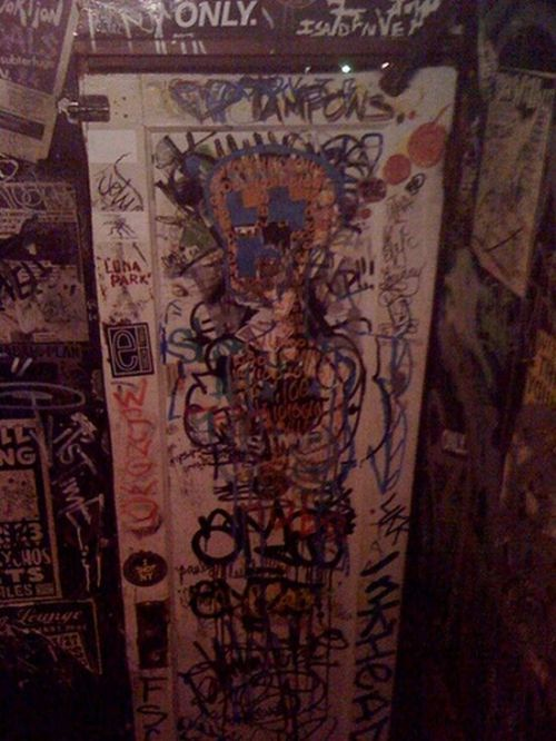 Туалетная живопись (51 фото)