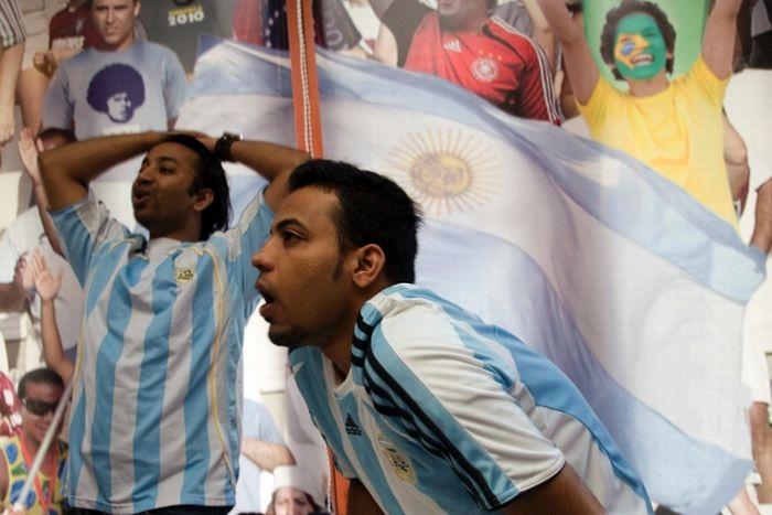 Лица Чемпионата мира по футболу (50 фото)
