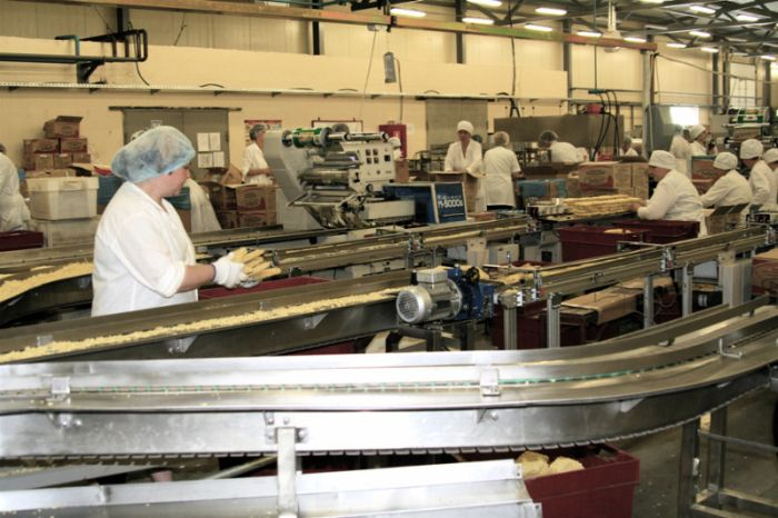 Как производят быстрорастворимую лапшу (16 фото)