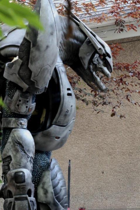Костюм из игры Halo (31 фото)