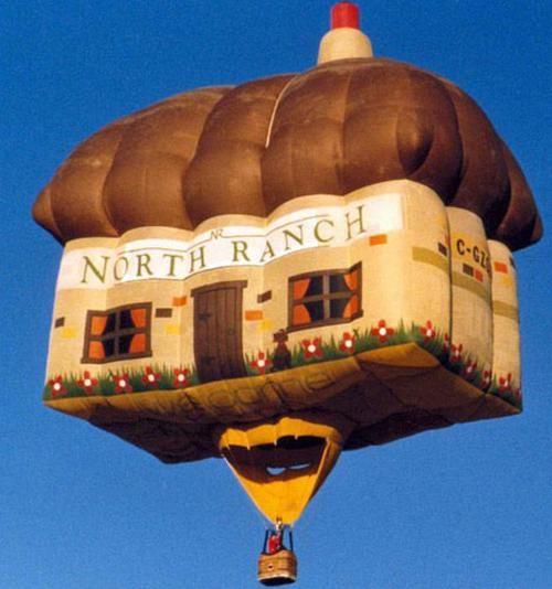 Красивые воздушные шары (59 фото)