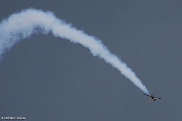 Учебный полет (28 фото)