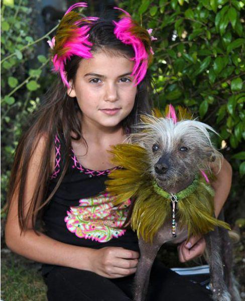 Самые уродливые собаки 2010 (22 фото)