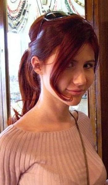 Анна Чапман - симпатичная русская шпионка (18 фото + видео)