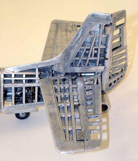 Классные модели самолетов (39 фото)