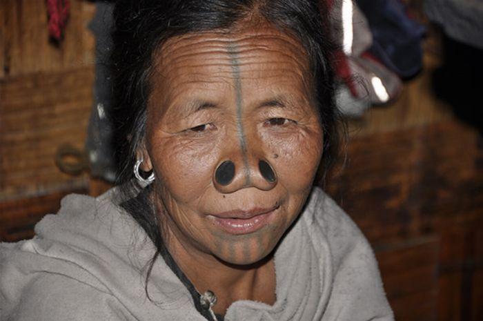 Странные украшения для носа (10 фото)