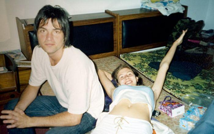 Интимные фотографии Анны Чапман (бикини, топлесс) (11 фото) НЮ