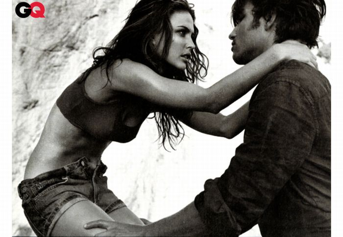 Самые сексуальные фотографии журнала GQ (50 фото)