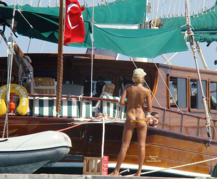Русские туристки в Турции (20 фото) НЮ