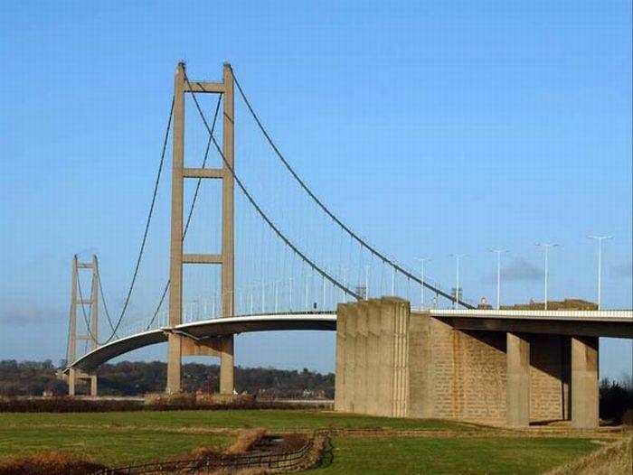 10 самых длинных цельных мостов в мире (10 фото)