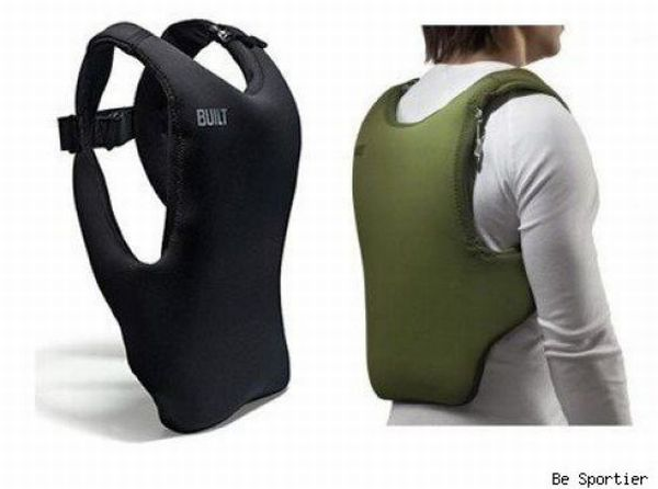 Необычные рюкзаки (28 фото)
