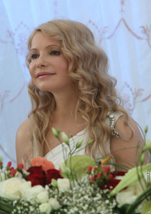 Тимошенко поменяла имидж (7 фото)