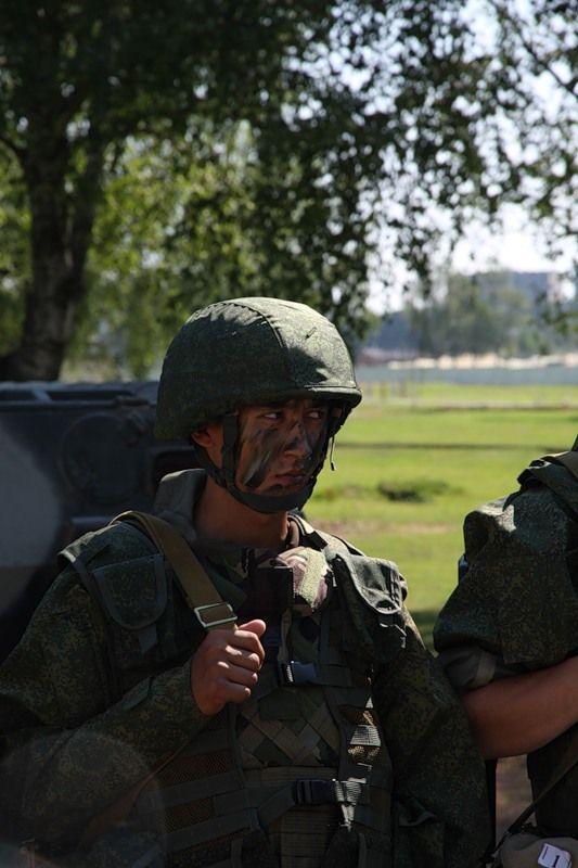 Новая форма российской армии (100 фото)