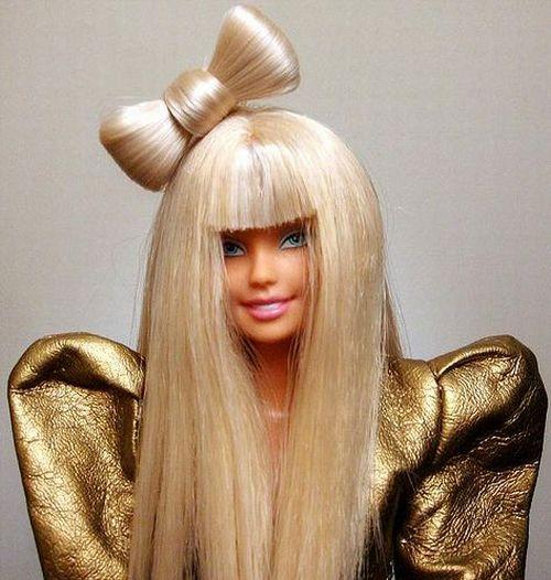 Куклы в стиле Lady Gaga (29 фото)