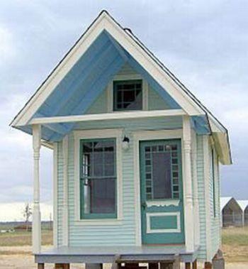 Крошечные дома (19 фото)
