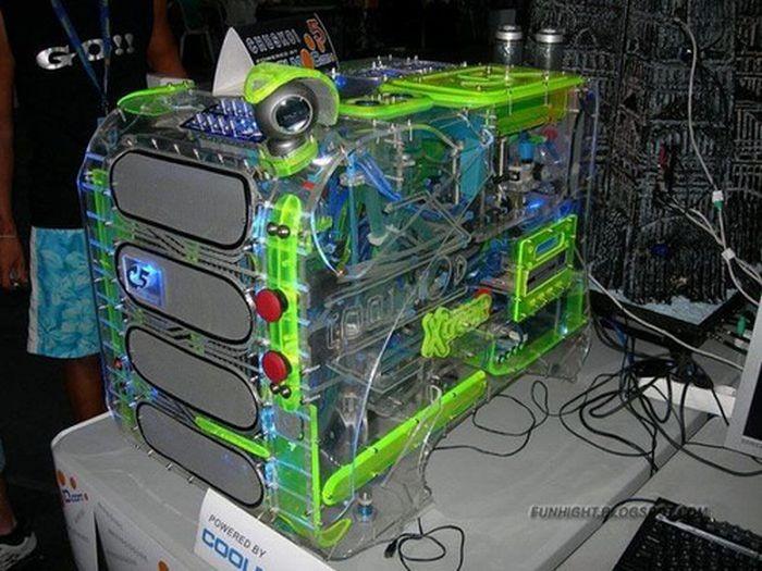 Необычные системные блоки