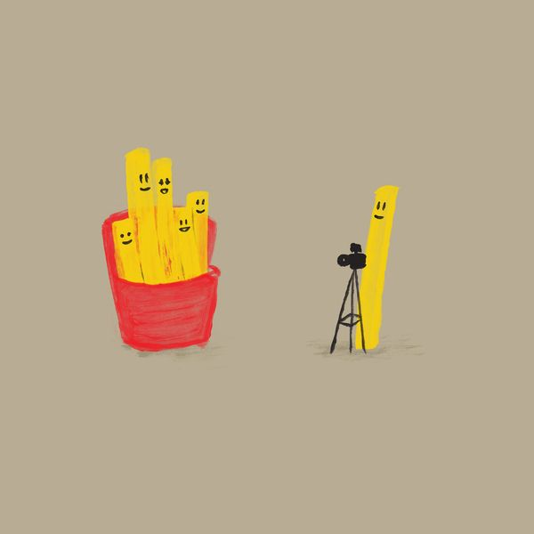 Креативные картинки (41 фото)