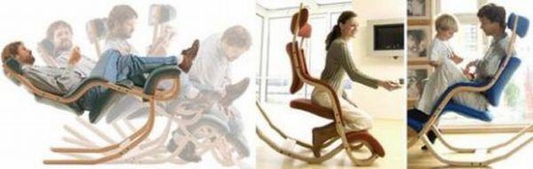 Крутое кресло (6 фото)