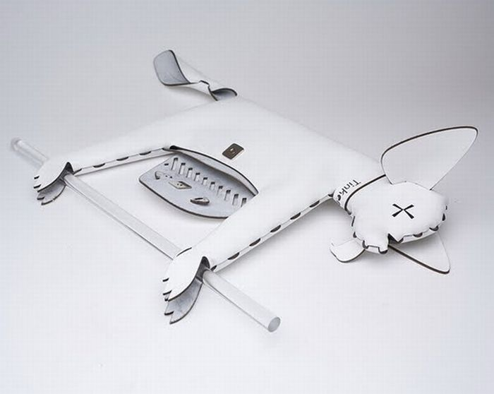 Креативные дизайнерские сумочки (17 фото)