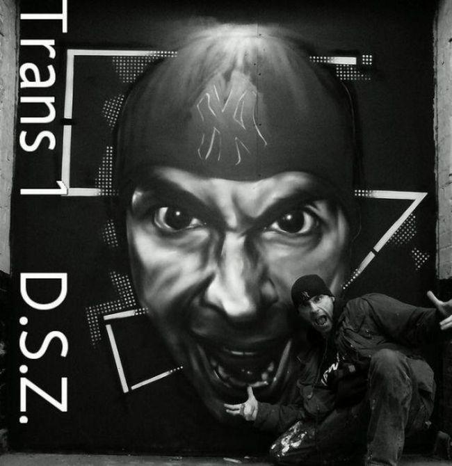 Лица в граффити (58 фото)