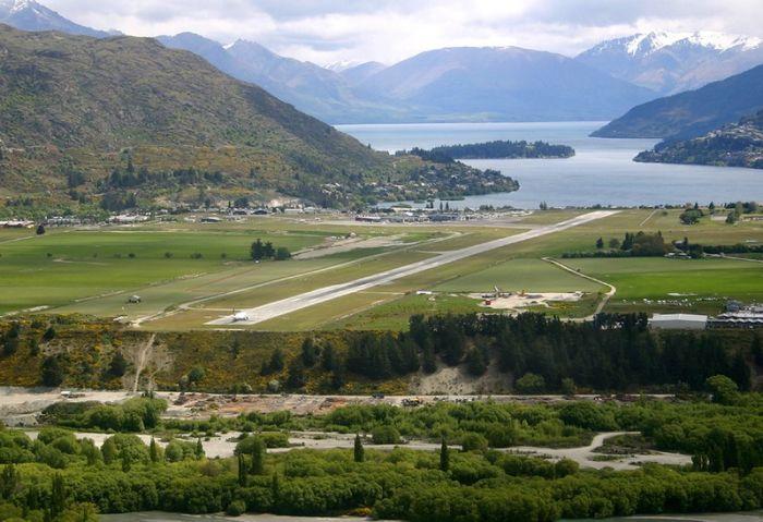 Красивые фотографии взлетно-посадочных полос (52 фото)