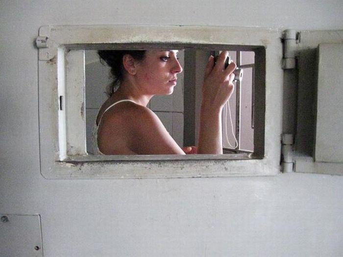 Голые Тетки В Тюрьме