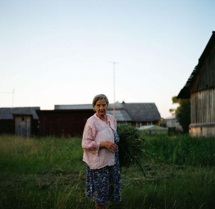 Жители сел (44 фото)