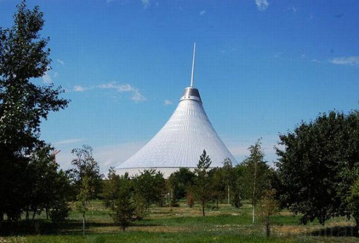 Самый большой в мире шатер (21 фото)