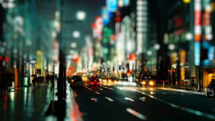Очень красивые фотографии в стиле Tilt-Shift (100 фото)